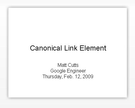 Presentacion Canonical
